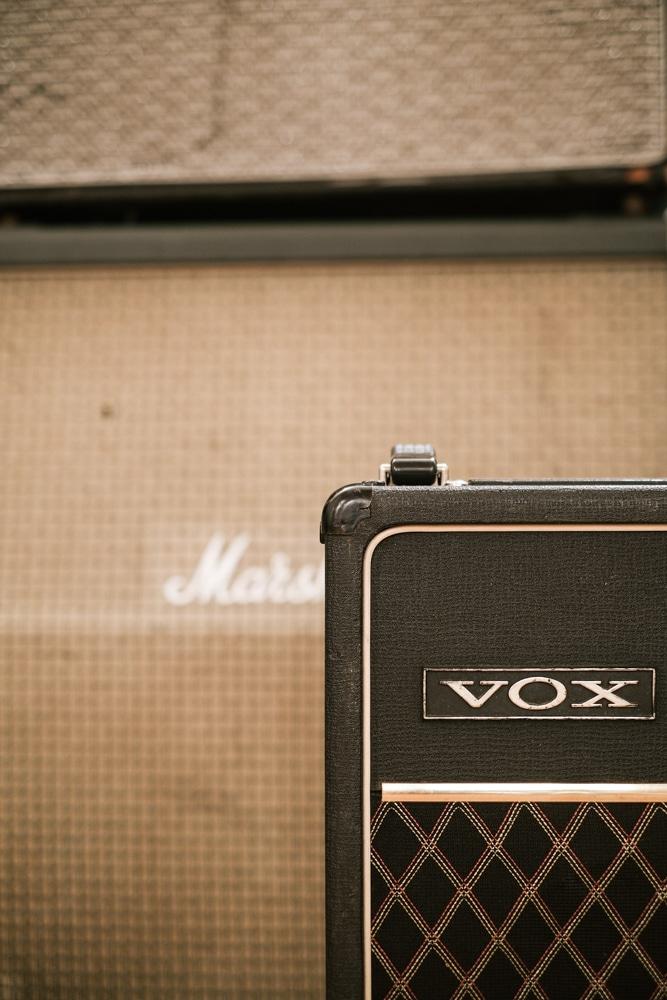 Blackmount Reecordings Studiobild Vox AC30