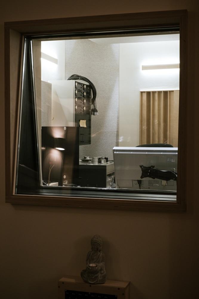 Tonstudio Blackmount Reecordings Studiobild Regie