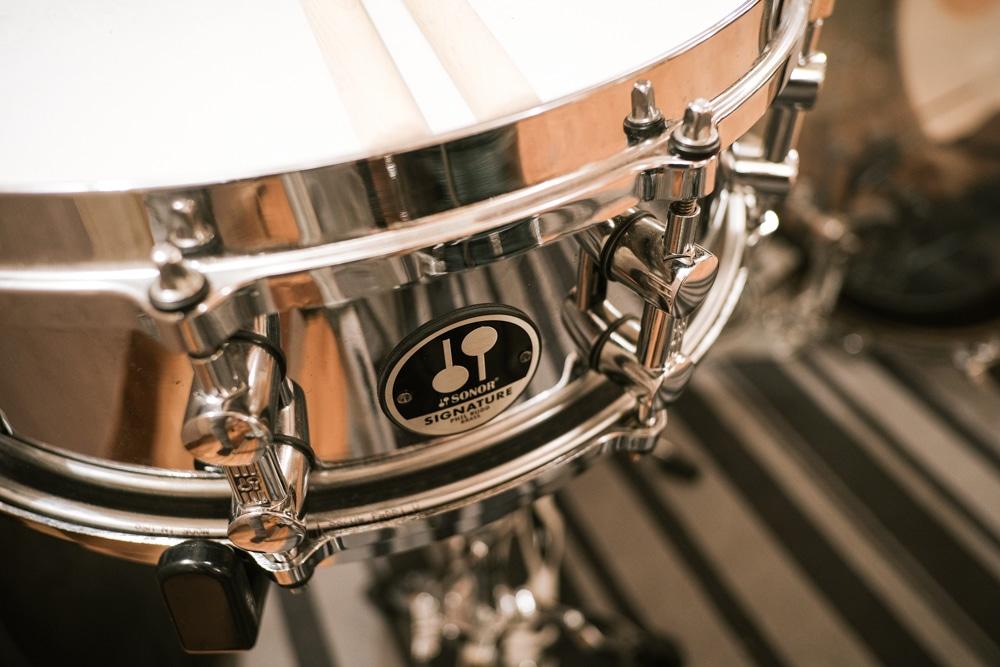 Tonstudio Blackmount Reecordings Studiobild Snare